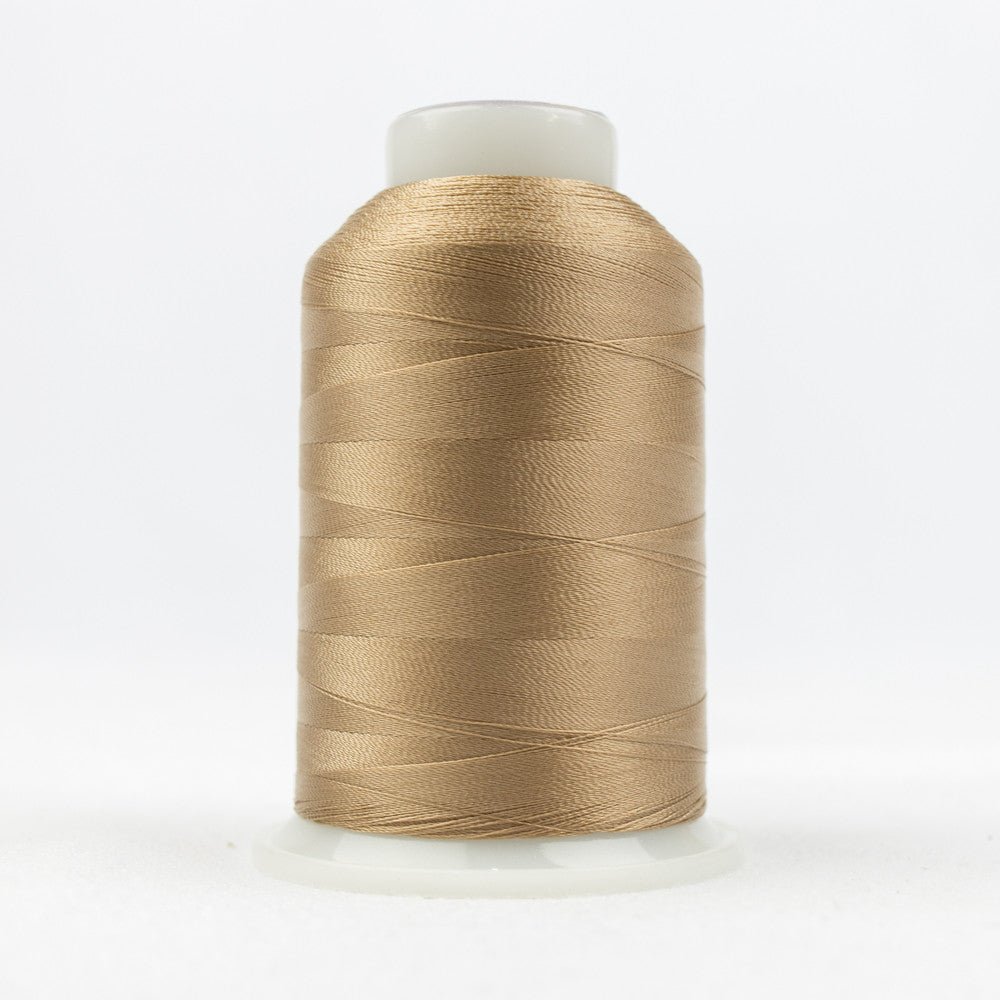 DB414 - DecoBob All Purpose Cotton Polyester Soft Tan Thread - wonderfil-online-uk