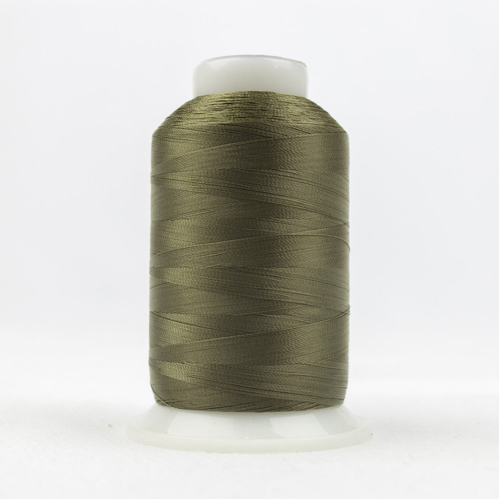 DB506 - DecoBob All Purpose Cotton Polyester Moss Green Thread - wonderfil-online-uk