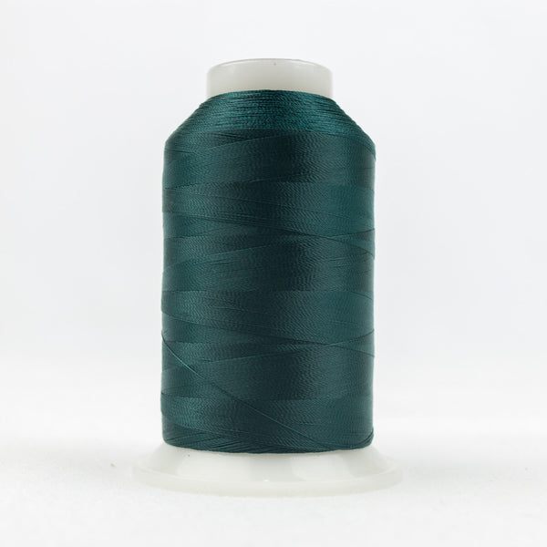 DB509 - DecoBob All Purpose Cotton Polyester Dark Green Thread - wonderfil-online-uk