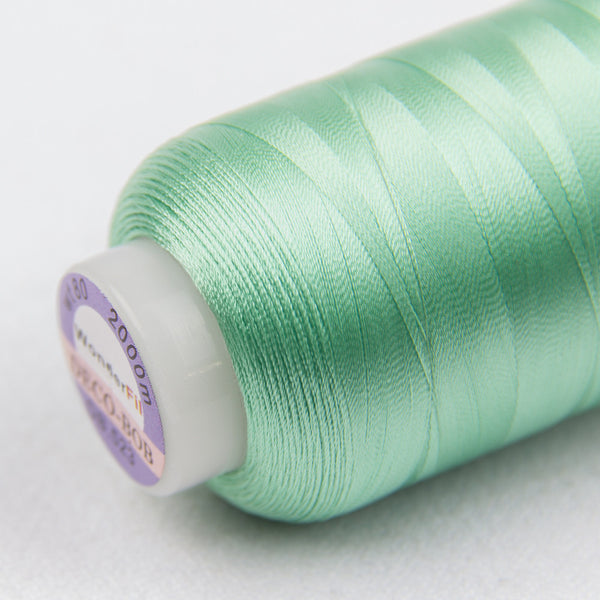DB523 - DecoBob All Purpose Cotton Polyester Mint Green Thread - wonderfil-online-uk