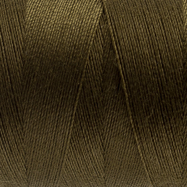 DS105 - Designer 40wt All purpose  Polyester Bronze Olive Thread - wonderfil-online-uk