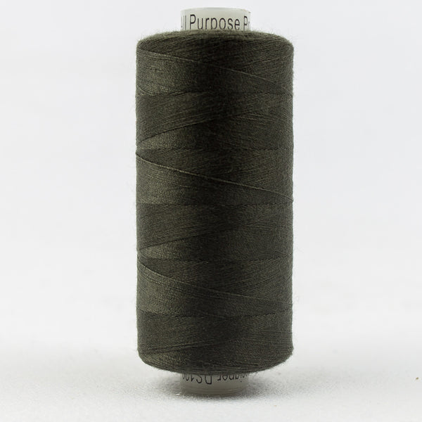 DS129 - Designer 40wt All purpose  Polyester Cardin Green Thread - wonderfil-online-uk
