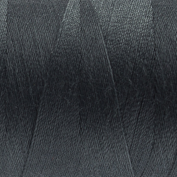 DS130 - Designer 40wt All purpose  Polyester Oslo Grey Thread - wonderfil-online-uk
