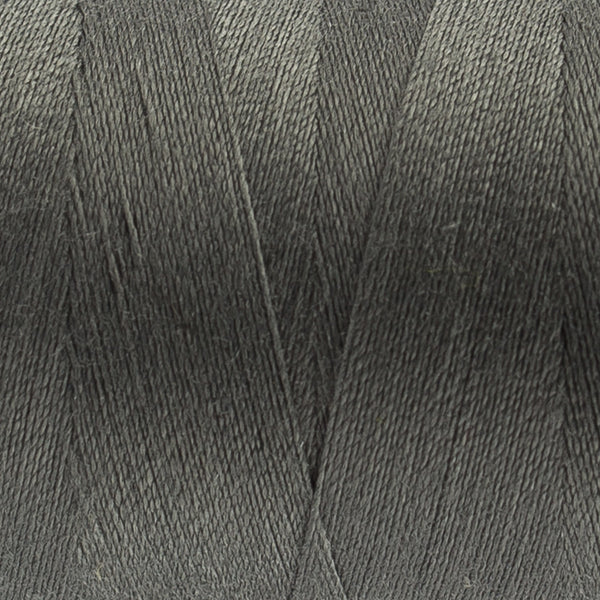 DS131 - Designer 40wt All purpose  Polyester Ironside Grey Thread - wonderfil-online-uk