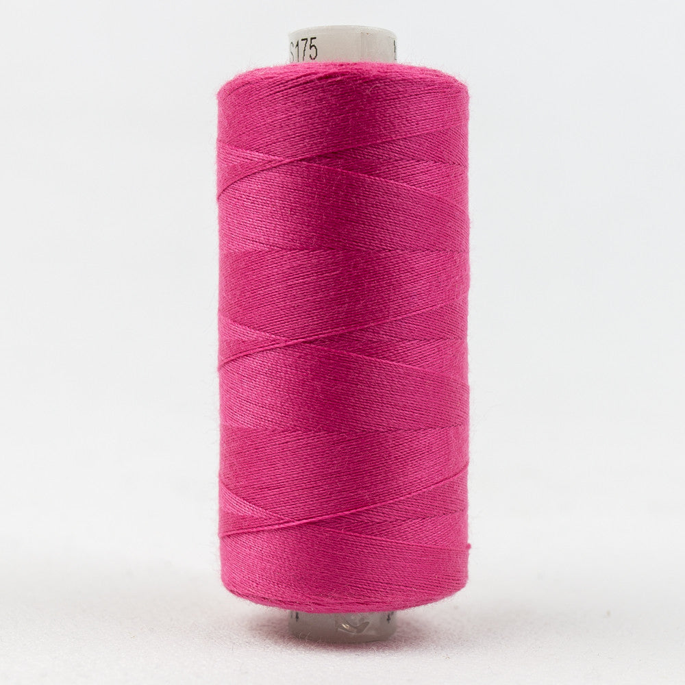 DS175 - 40wt Designer All purpose Polyester Hot Pink Thread - wonderfil-online-uk