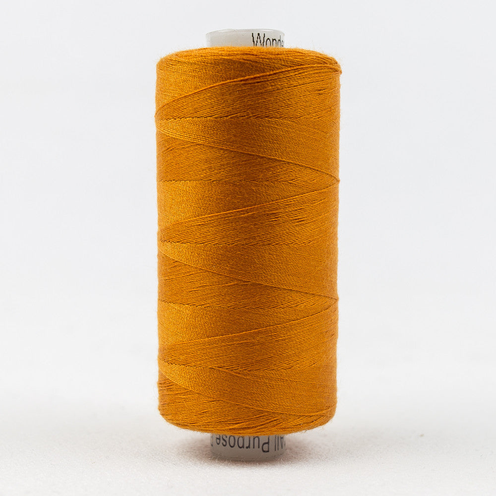 DS185 - 40wt Designer All purpose Polyester Mango Tango Thread - wonderfil-online-uk