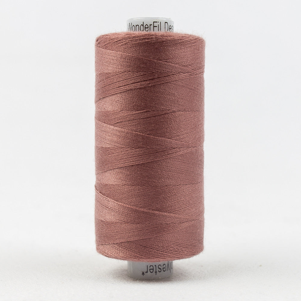 DS190 - 40wt Designer All purpose Polyester Reef Coral Thread - wonderfil-online-uk