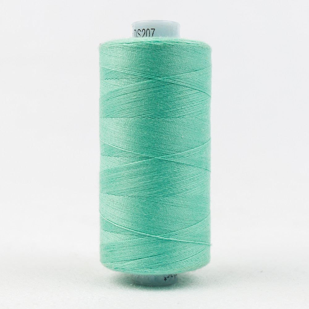 DS207 - 40wt Designer All purpose Polyester Silver Tree Thread - wonderfil-online-uk