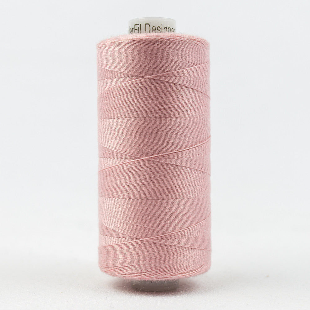 DS244 - Designer 40wt All purpose Pink Cotton Candy Thread - wonderfil-online-uk