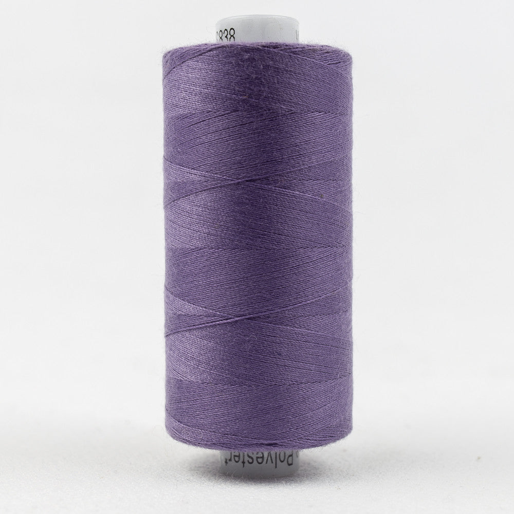 DS838 - Designer 40wt All purpose Polyester Plum Pie Thread - wonderfil-online-uk