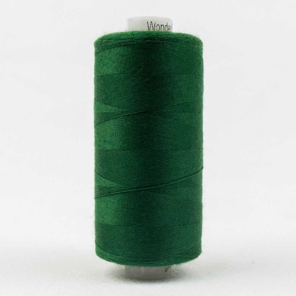 DS854 - Designer 40wt All purpose Polyester Green House Thread - wonderfil-online-uk