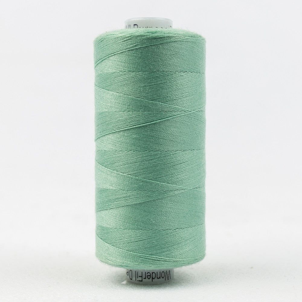 DS861 - Designer 40wt All purpose Polyester Sea Green Thread - wonderfil-online-uk