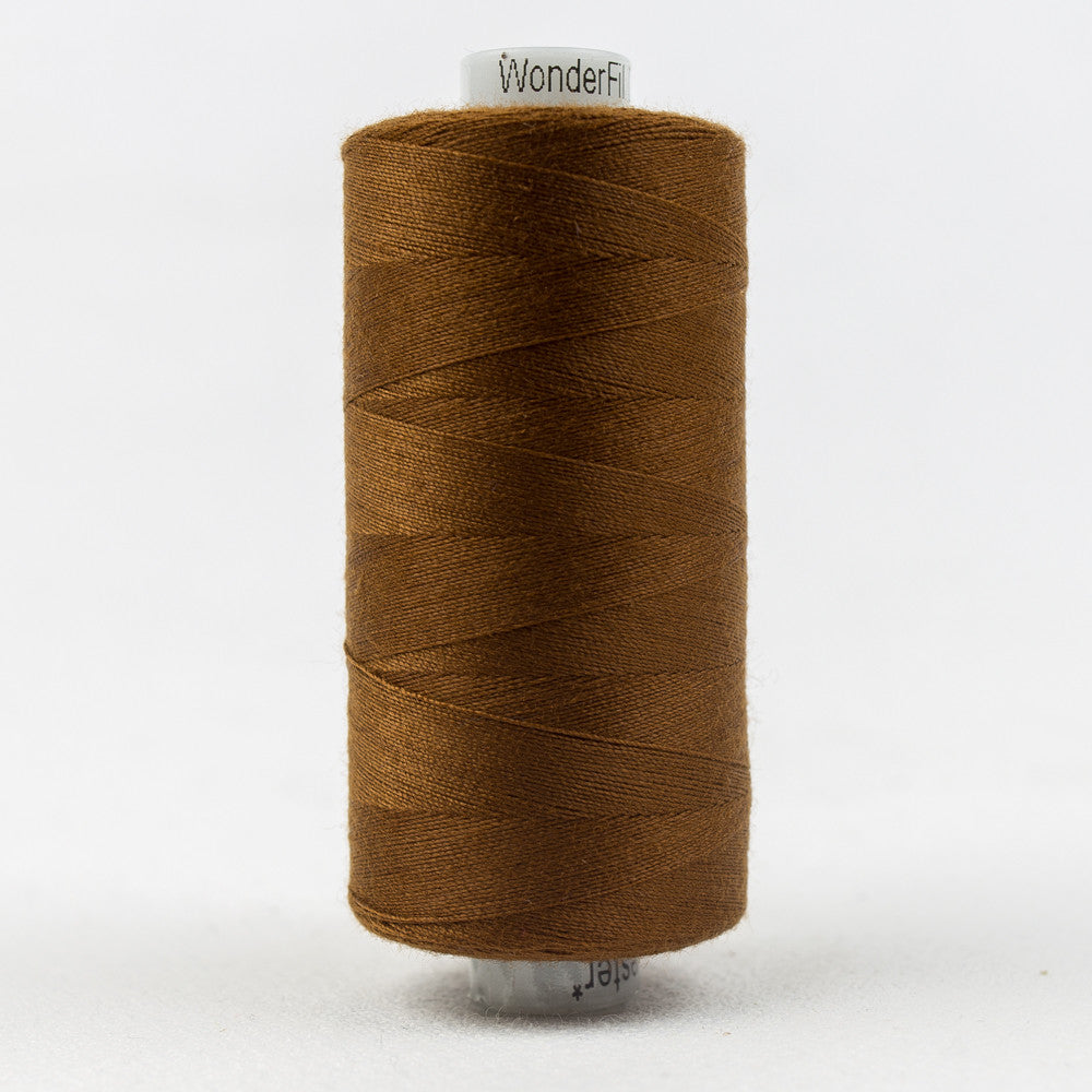 DS889 - 40wt Designer All purpose Russet Thread - wonderfil-online-uk