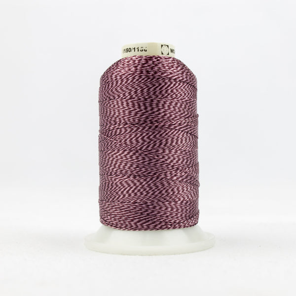 DT9010 -  20wt Rayon Burgundy Thread - wonderfil-online-uk