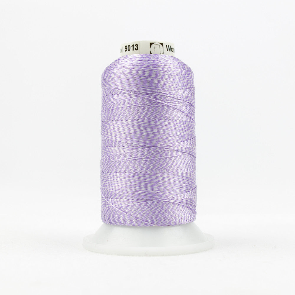 DT9013-  20wt Rayon Lilac Thread - wonderfil-online-uk