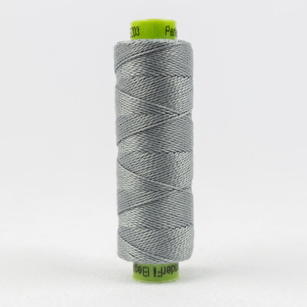 SSEZ803 - Eleganza 8wt Egyptian Cotton Tumbled Stone Thread - wonderfil-online-uk