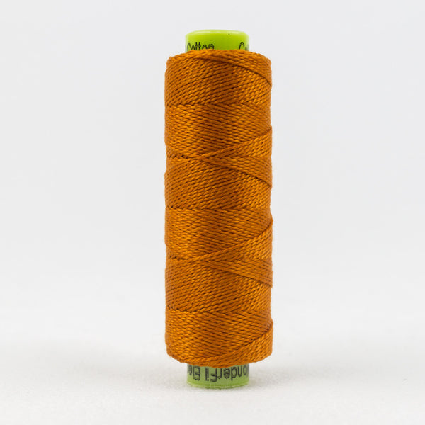SSEZ816 - Eleganza 8wt Egyptian Cotton Welsh Poppy Thread - wonderfil-online-uk