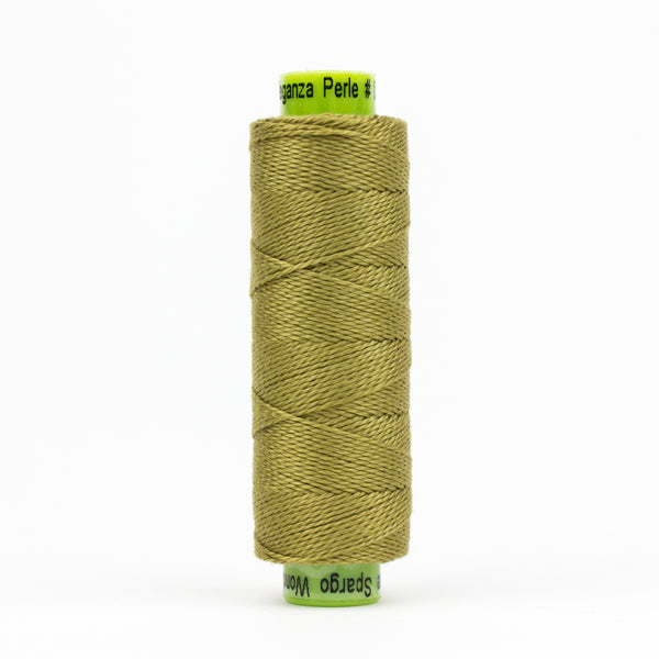 EZ39 - Eleganza™ 8wt Egyptian Cotton Goober Peas Thread