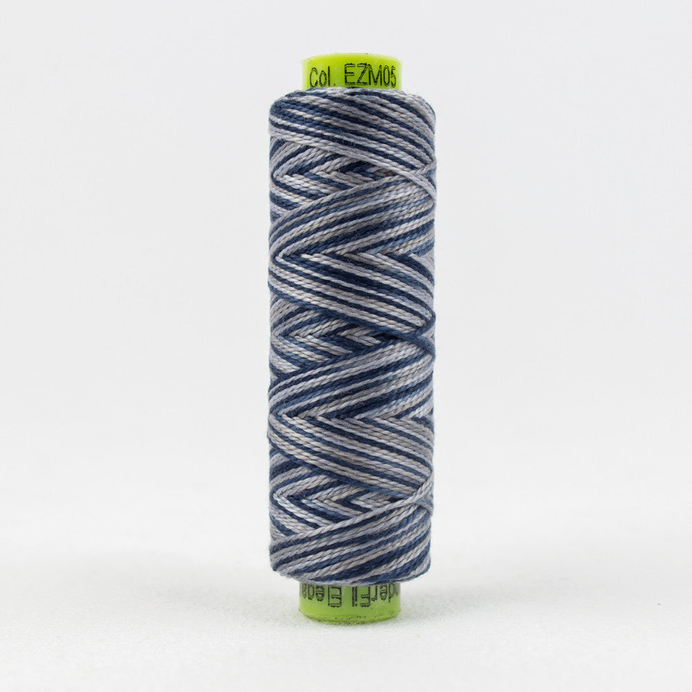 SSEZM805 - Eleganza 8wt Egyptian Cotton City Jungle Thread - wonderfil-online-uk