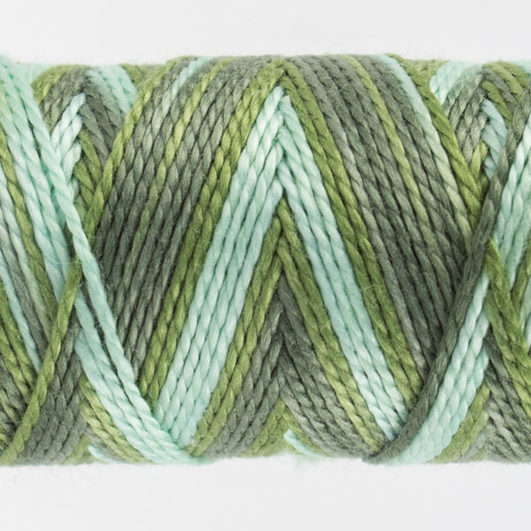 SSEZM813 - Eleganza 8wt Egyptian Cotton Over The Clover Thread - wonderfil-online-uk