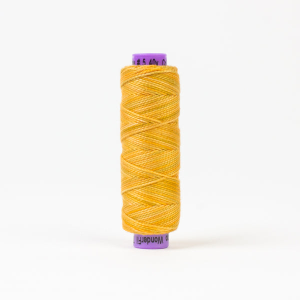 SSEZM82 - Eleganza™ 8wt Egyptian Cotton Haymaker's Punch Thread