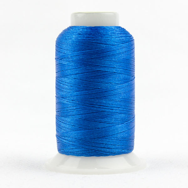 FB03 - Fabulux 40wt Trilobal Polyester Neon Blueberry Thread - wonderfil-online-uk