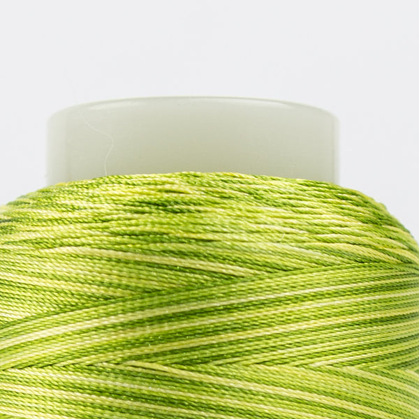 FB13 - Fabulux 40wt Trilobal Polyester Hint of Lime Thread - wonderfil-online-uk