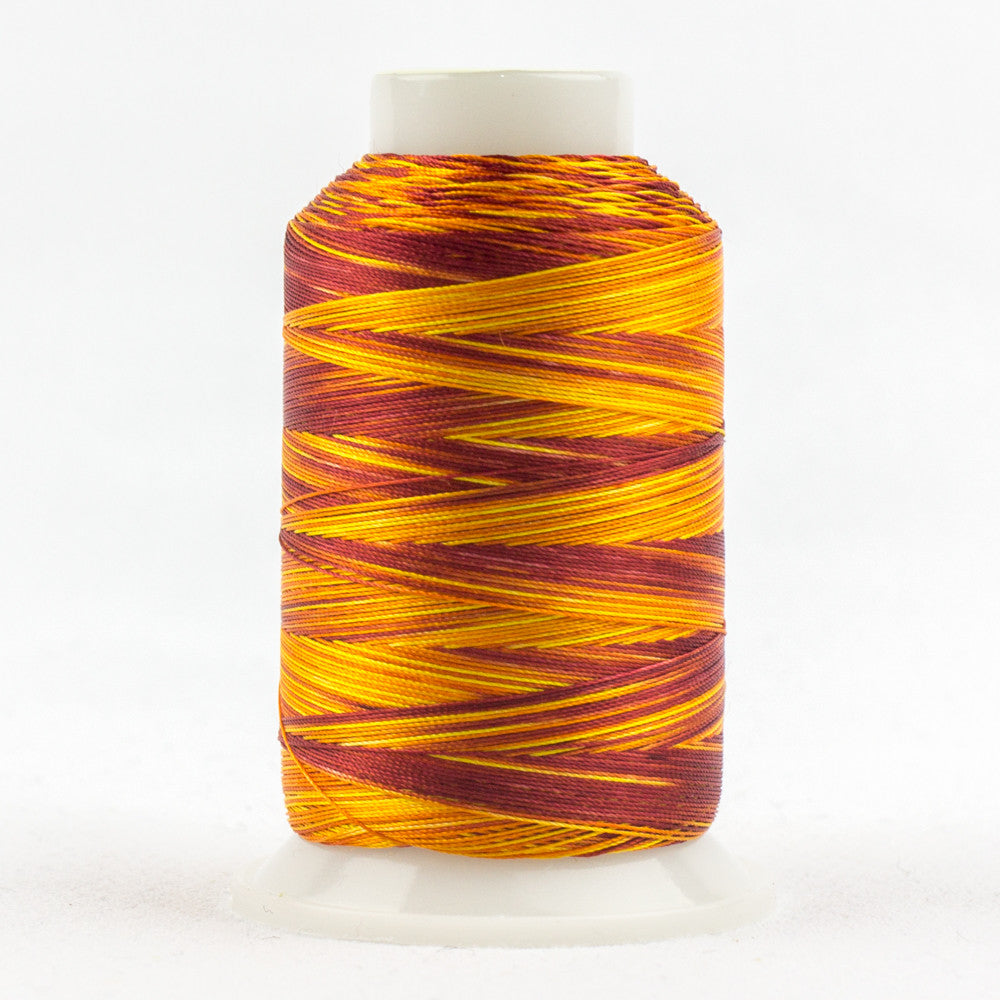 FB16 - Fabulux 40wt Trilobal Polyester Majestic Sunrise Thread - wonderfil-online-uk