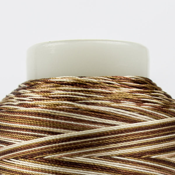 FB33 - Fabulux 40wt Trilobal Polyester Mudpies Thread - wonderfil-online-uk
