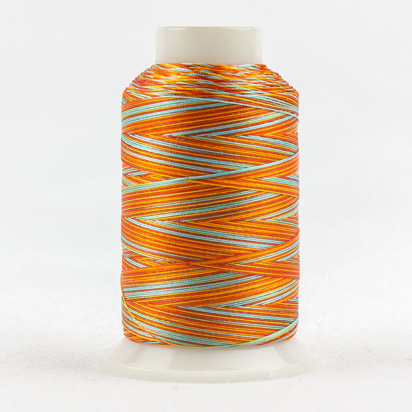 FB38 - Fabulux 40wt Trilobal Polyester Giddy Thread - wonderfil-online-uk
