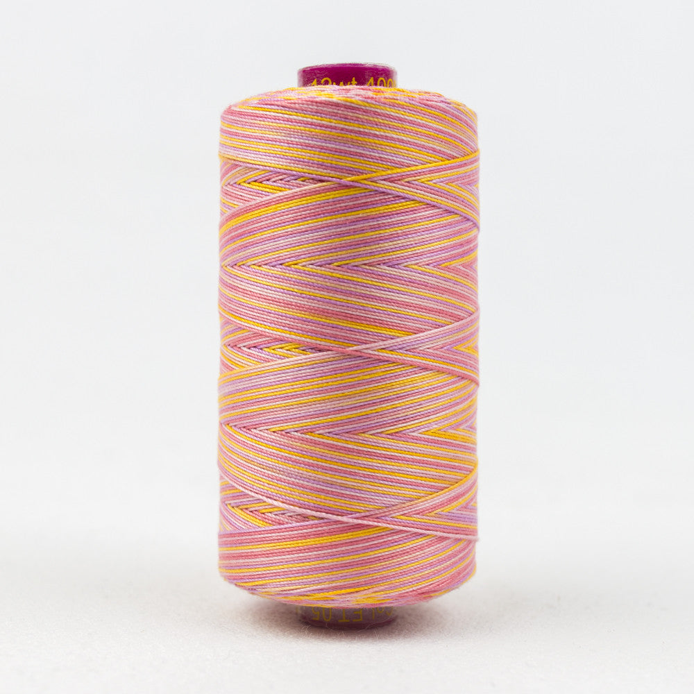 FT05 - Fruitti 12wt Egyptian Cotton Pansy Thread - wonderfil-online-uk