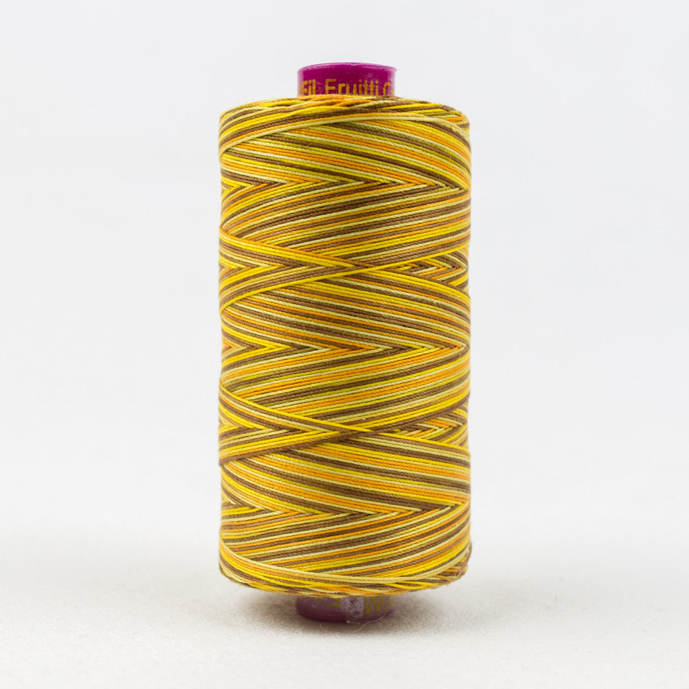FT06 - Fruitti 12wt Egyptian Cotton Sunflower Thread - wonderfil-online-uk
