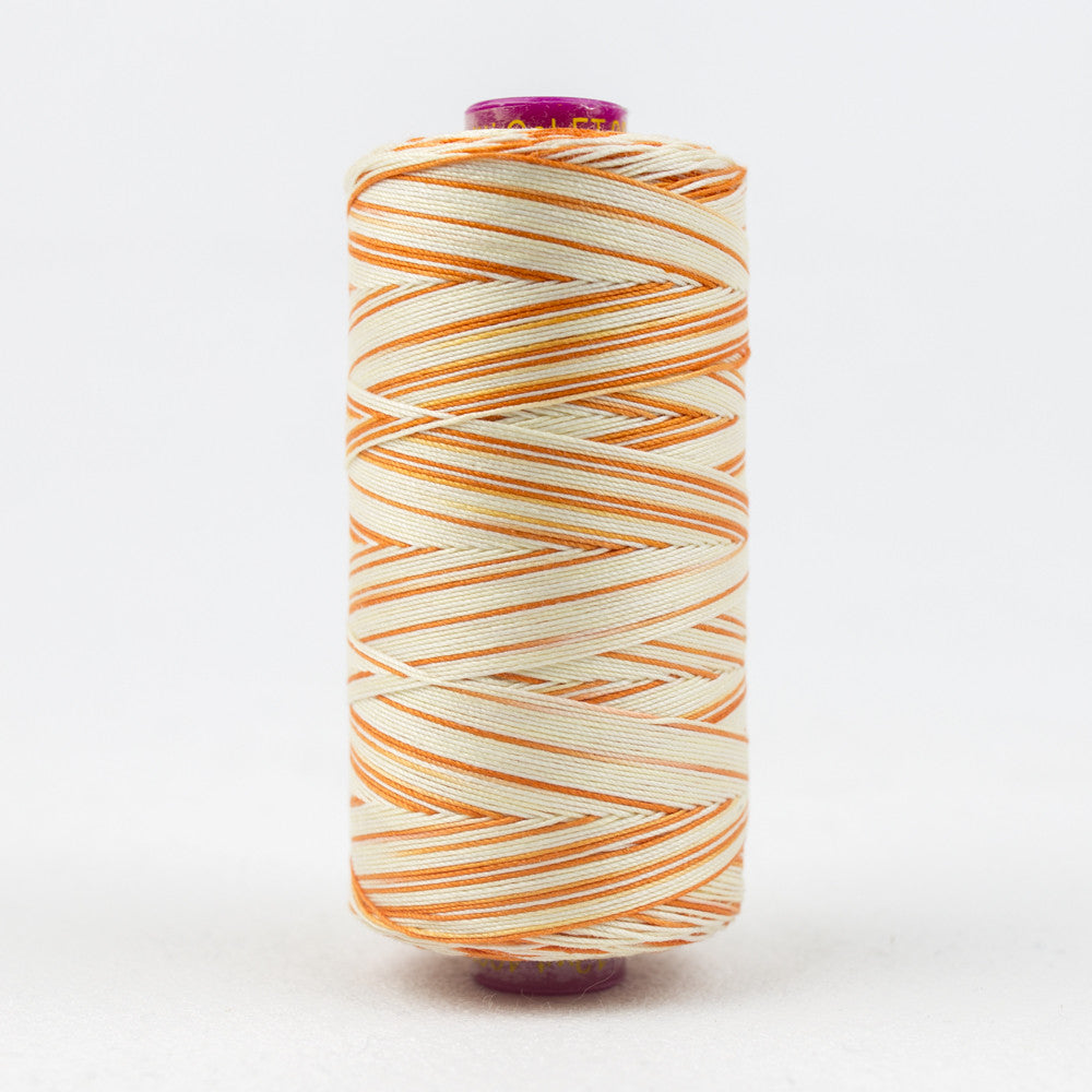 FT08 - Fruitti 12wt Egyptian Cotton Sweet Potato Thread - wonderfil-online-uk