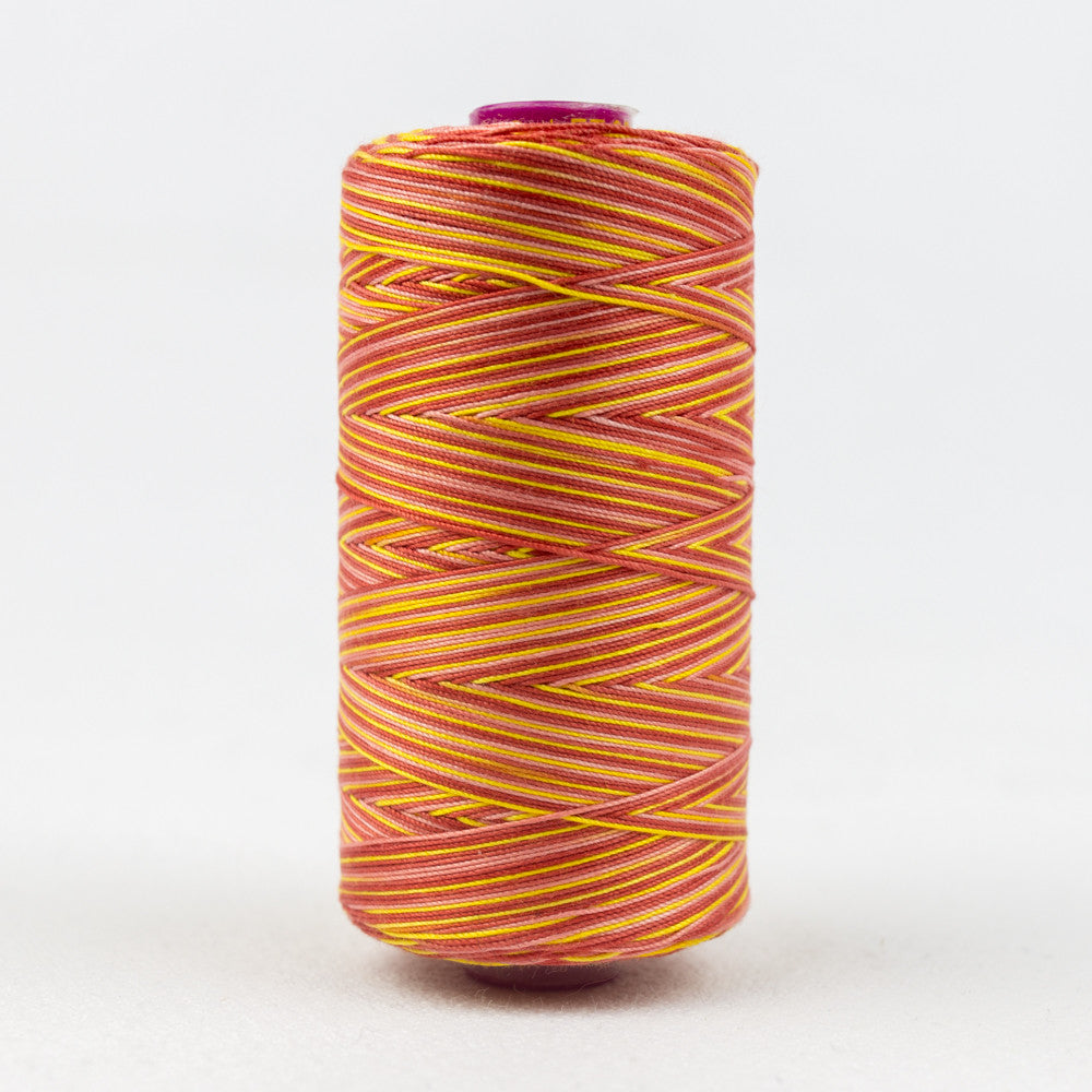 FT09 - Fruitti 12wt Egyptian Cotton Serenade Thread - wonderfil-online-uk