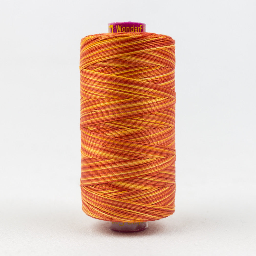 FT11 - Fruitti 12wt Egyptian Cotton Tomato Thread - wonderfil-online-uk