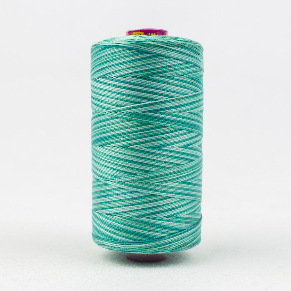 FT22 - Fruitti 12wt Egyptian Cotton Peacock Thread - wonderfil-online-uk