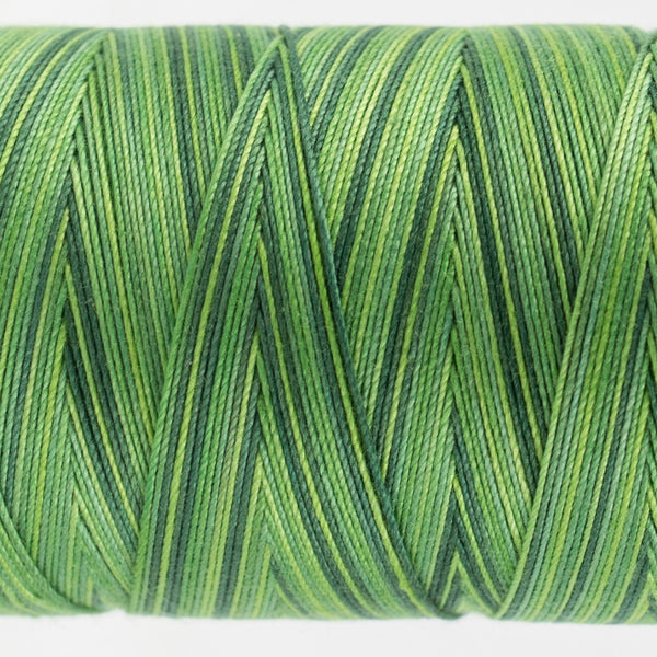 FT31 - Fruitti 12wt Egyptian Cotton Evergreen Thread - wonderfil-online-uk