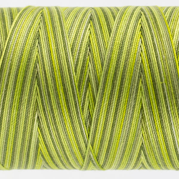 FT32 - Fruitti 12wt Egyptian Cotton Moss Thread - wonderfil-online-uk