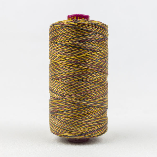 FT34 - Fruitti 12wt Egyptian Cotton Box Turtle Thread - wonderfil-online-uk