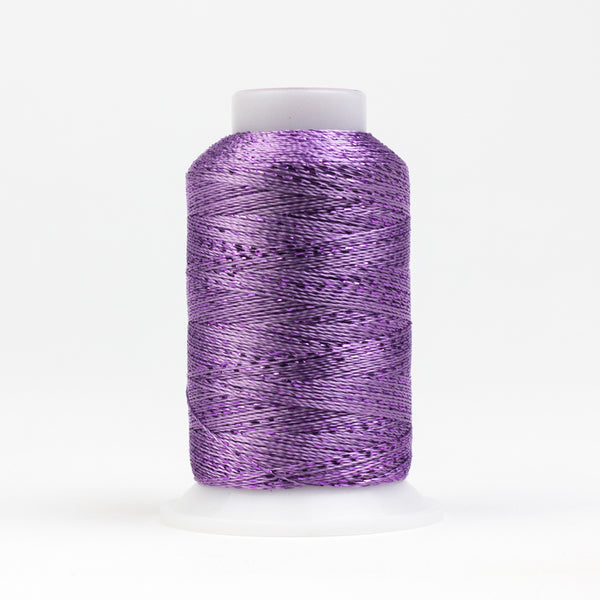 GM5105 -  GlaMore 12wt Rayon and Metallic Orchid Bloom Thread - wonderfil-online-uk