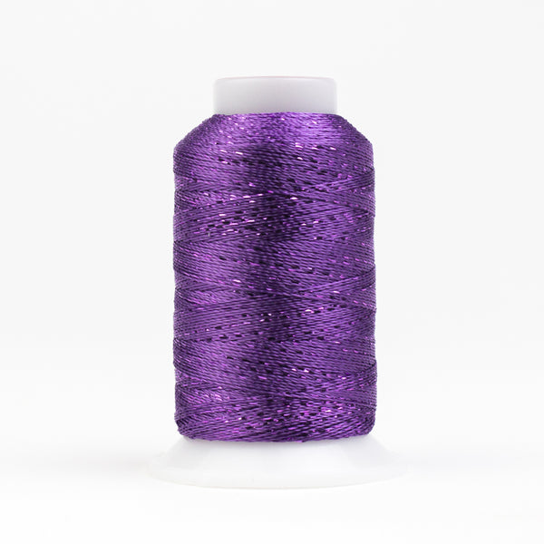 GM5107 -  GlaMore 12wt Rayon and Metallic Hyacinth Thread - wonderfil-online-uk