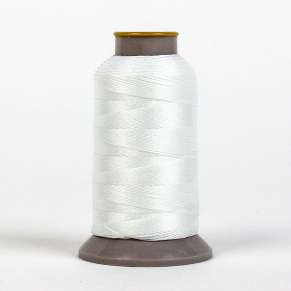HD104 - HomeDec™ Multi-Filament Polyester Bright White Thread