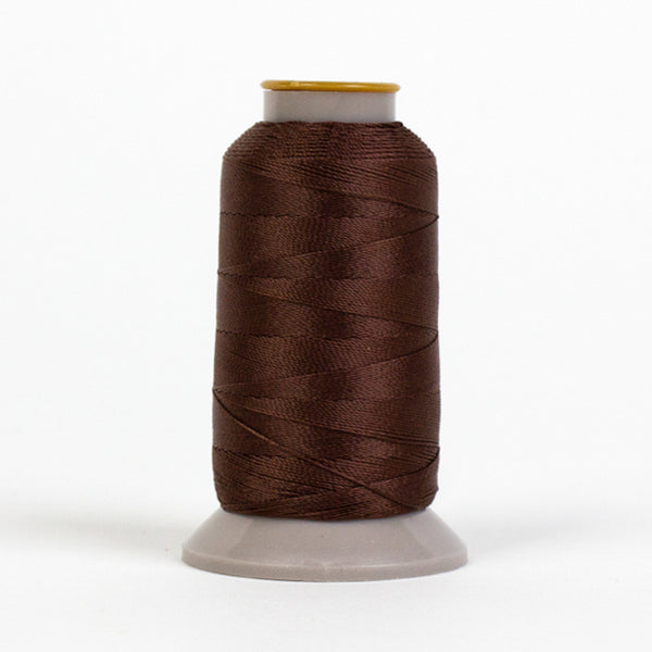 HD402 - HomeDec™ Multi-Filament Polyester Chestnut Mare Thread
