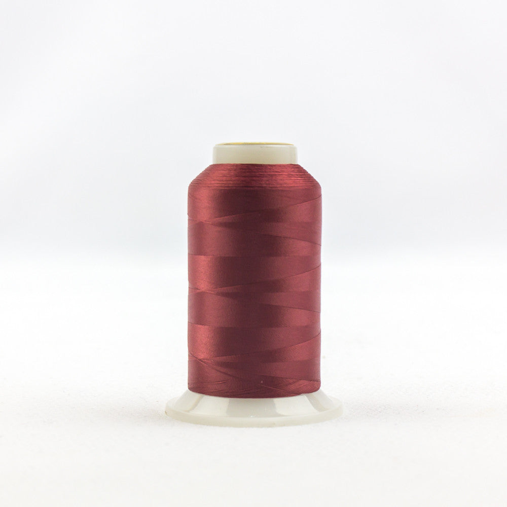 IF231 - InvisaFil 100wt Cotton Polyester Wine Thread - wonderfil-online-uk