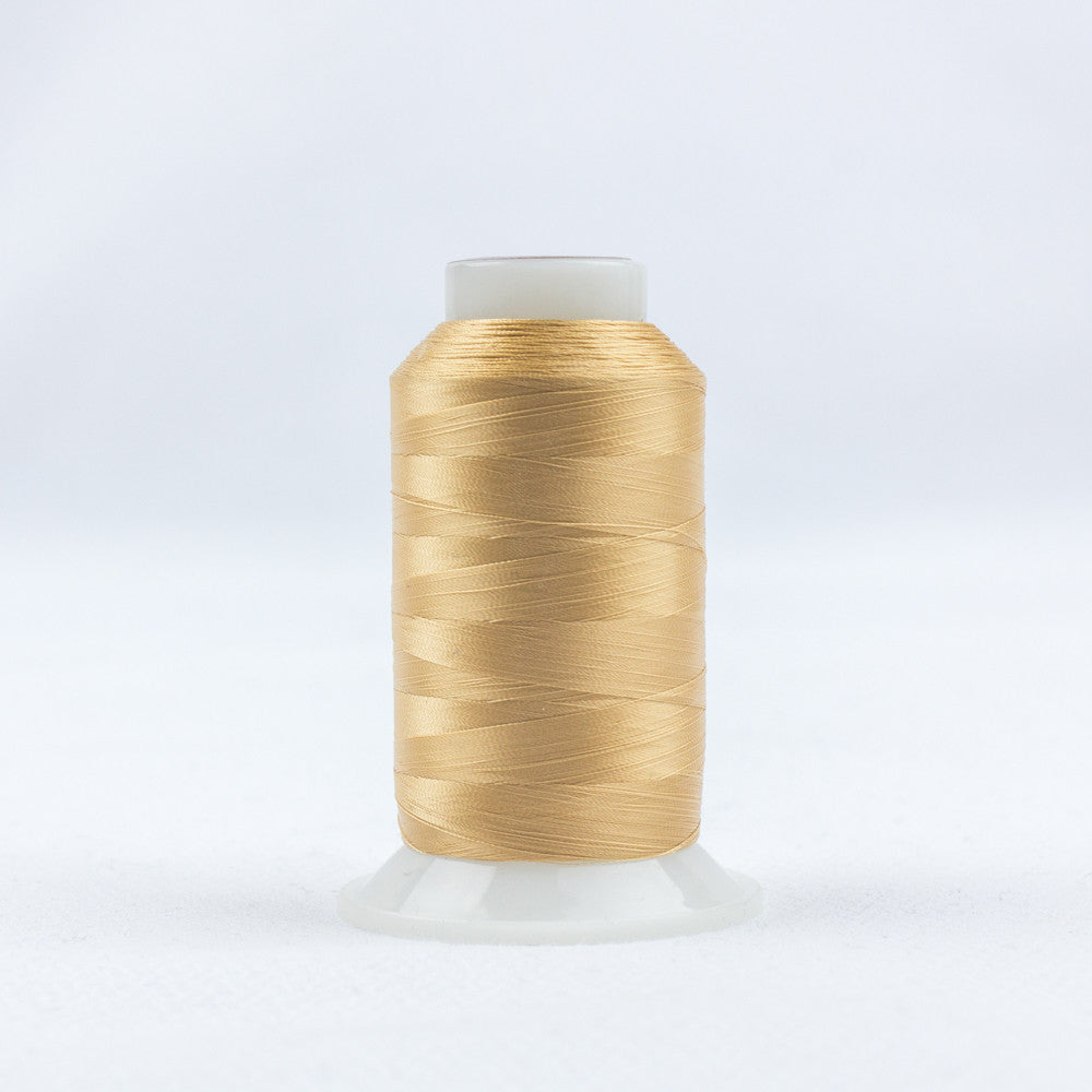 IF410 - InvisaFil 100wt Cotton Polyester Peach Thread - wonderfil-online-uk