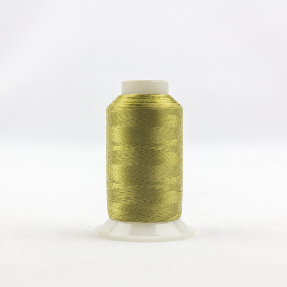 IF517 - InvisaFil 100wt Cotton Polyester Light Khaki Thread - wonderfil-online-uk