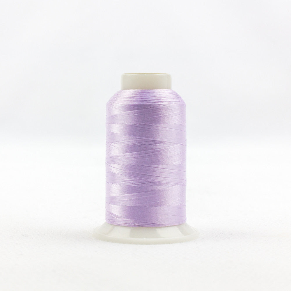 IF602 - InvisaFil 100wt Cotton Polyester Violet Thread - wonderfil-online-uk