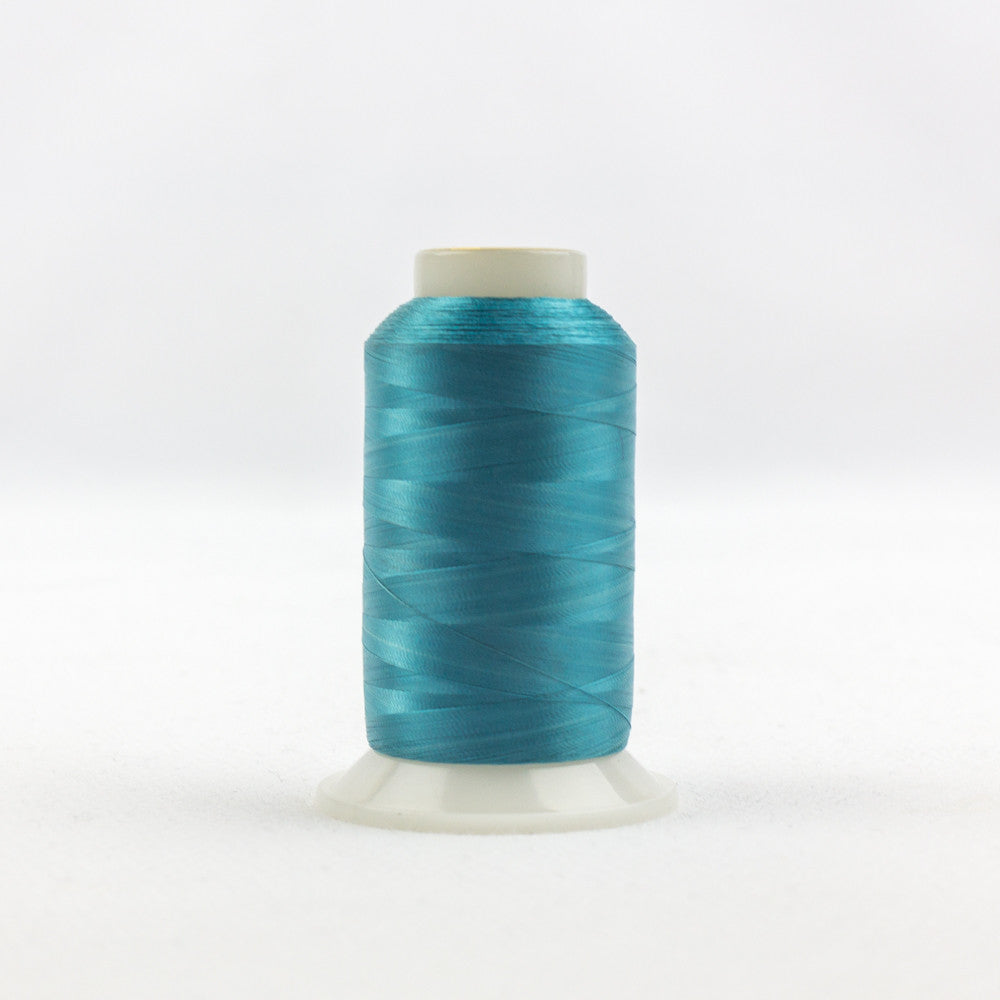 IF713 - InvisaFil 100wt Cotton Polyester Aqua Thread - wonderfil-online-uk