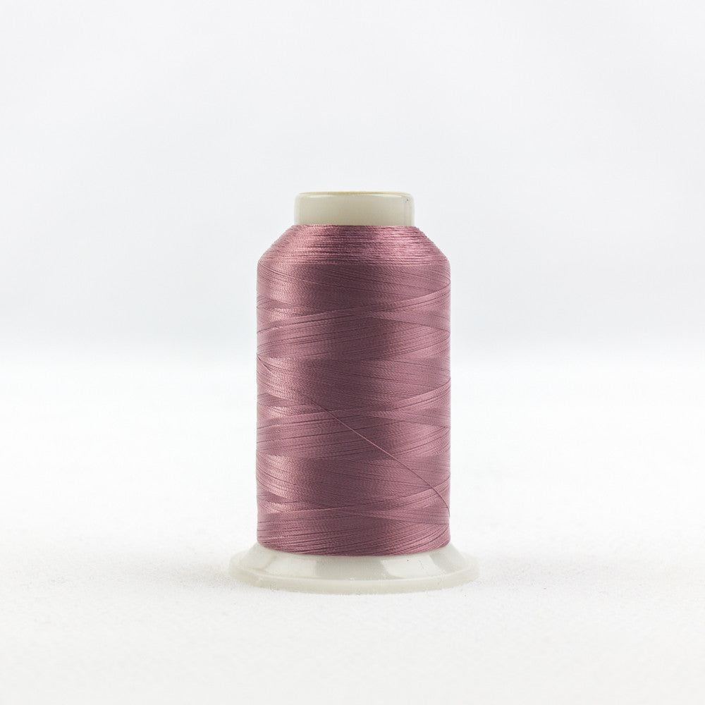 IF717 - InvisaFil 100wt Cotton Polyester Dusty Rose Thread - wonderfil-online-uk
