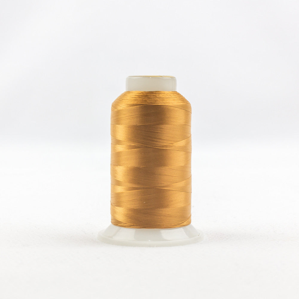 IF719 - InvisaFil 100wt Cotton Polyester Copper Thread - wonderfil-online-uk